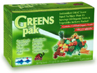 Greens Pak Super Foods Supplement from Trace Minerals Products