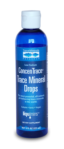 Trace Minerals' ConcenTrace Drops